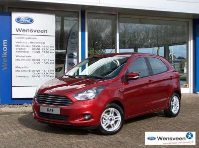 Ford Ka+ Trend Ultimate