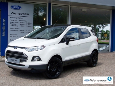 Ford ECOSPORT S-Edition